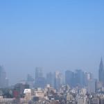PM2.5を含む大気汚染物質